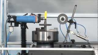 GT-600: Gear Deburring Machine