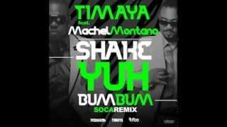 "Timaya ft Machel Montano - ""Shake Yuh Bum Bum""  Carnival Soca 2014 (HD)"
