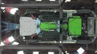 Volvo C30 Electric: Crash Test