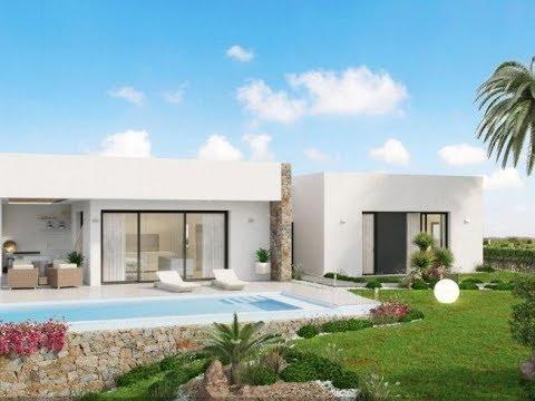 espagne vente maison neuve 3 chambres piscine villa de luxe orihuela costa nouvelle construction