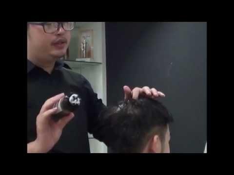 Hướng dẫn sử dụng sản phẩm Air massage kích thích mọc tóc Orzen