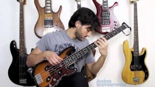 A Pedir Su Mano (Juan Luis Guerra / Marlon) Bass Cover