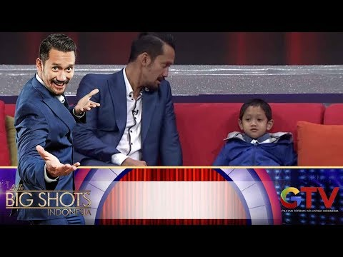 Agra Fikri, Jimmy Neutronnya Indonesia Pinter Banget! | Little Big Shots Indonesia Eps. 7 (2/4) GTV