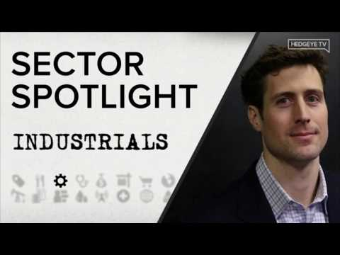 Sector Spotlight | Industrials: April 11, 2017