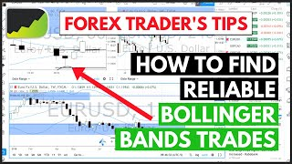 Trading Strategy: BOLLINGER BANDS in Forex - Preparation!