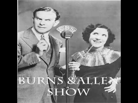 Burns Allen Show - Rah Rah In Omaha