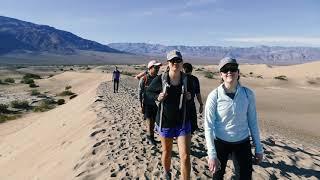 Trinity College Recreation Death Valley Trip