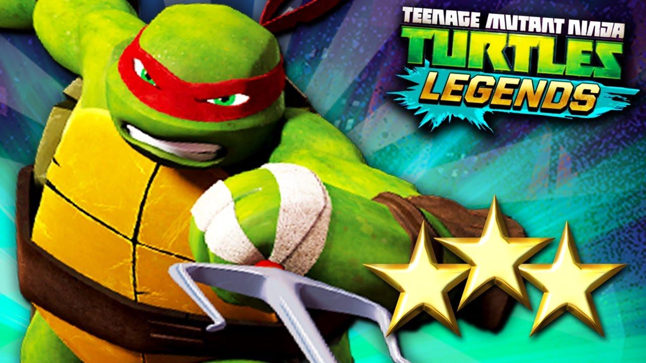 Raphael Lendario Muito Forte As Tartarugas Ninja Lendas 13