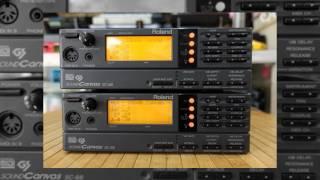 brass nation demo 32 channel roland sc 88 sound canvas demo y4002 01 mid