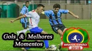 Grêmio x Paraná - Gols & Melhores Momentos Brasileirão Serie A 2018 25ª Rodada