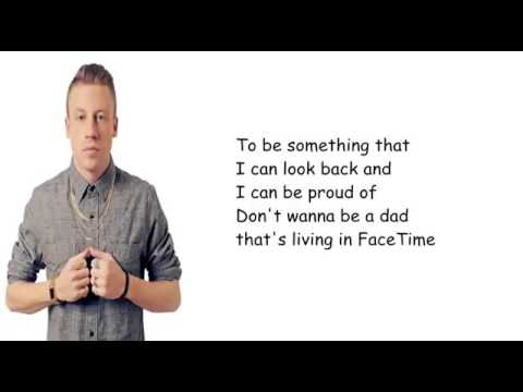 Macklemore & Ryan Lewis  Growing Up ft  Ed Sheeran Lyrics