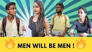 Men Will Be Men most creative [Part 1] | Official | Broken Brains