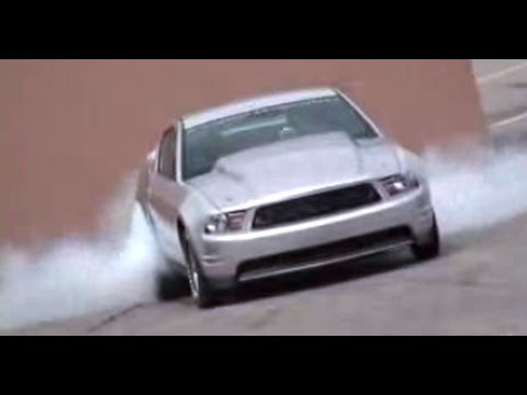 VERY AMAZING !!! Ford Cobra Jet Mustang - INCREDIBLE !!!