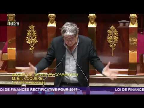 Projet Loi de Finances Rectificatives : un scandale annoncé !