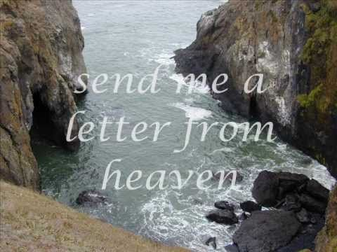 Letter From Heaven by Tim Shetler  ( Original Song ) Video