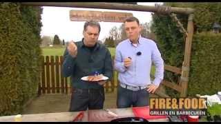 Fire&Food TV: Grillen & roken van een kalfsworstje
