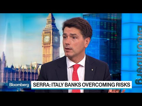 Algebris CEO Says Italian Banks Need Consolidation