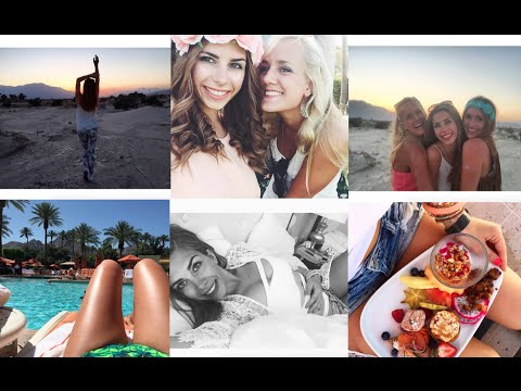 Luisas Life 13/2015 I Coachella Weekend 1, Palm Springs, Girls-Trip, Parties, Urlaub Special