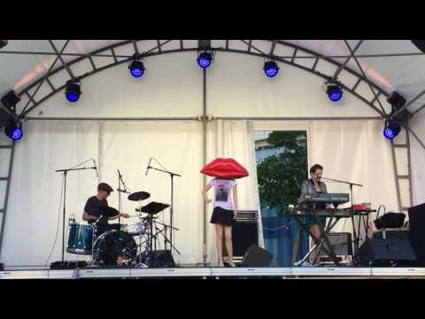 Lips, Live at Aotea Square, Auckland Arts Festival, Auckland, New Zealand, part 2