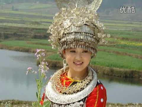 Hluas Nkauj Hmoob Wenshan(Veej Xaab Paj Tawg Lag)文山苗族女孩