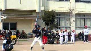 空振り三振 稲美協会杯(23・04・03).MOV
