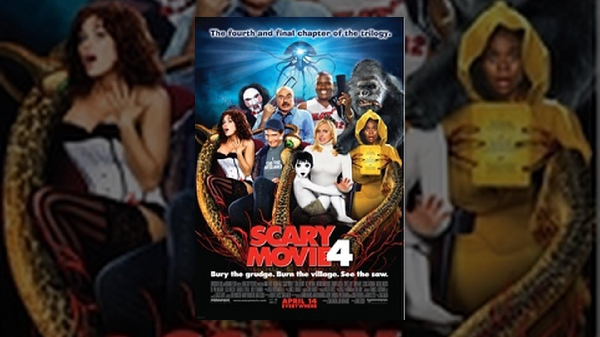 scary movie 4 deutsch