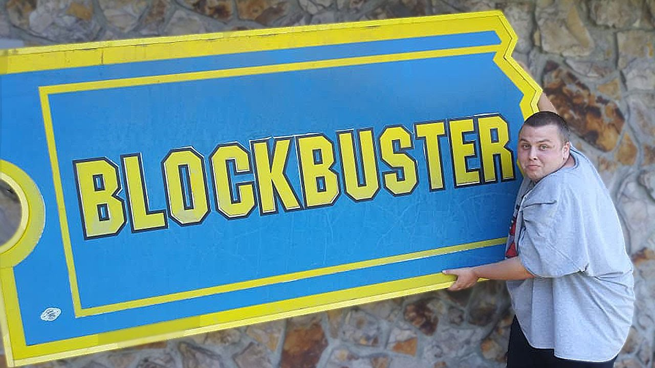 I Went To The LAST Blockbuster ON EARTH!