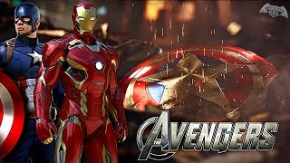 New Avengers Game! The Avengers Project Details!
