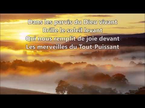Gael Music - Dans les parvis (avec paroles)