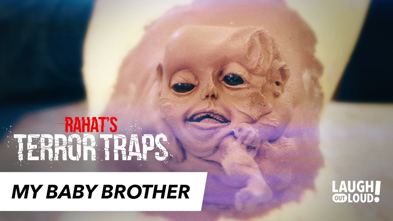 Modeling Gone Wrong! Parasitic Twin Prank - Rahat's Terror Traps
