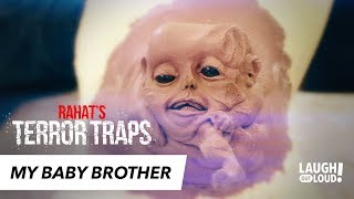 Modeling Gone Wrong! Parasitic Twin Prank | Rahat's Terror Traps