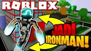 IRONMAN TIME in ACTION in ROBLOX!! 🤩-Roblox Indonesia
