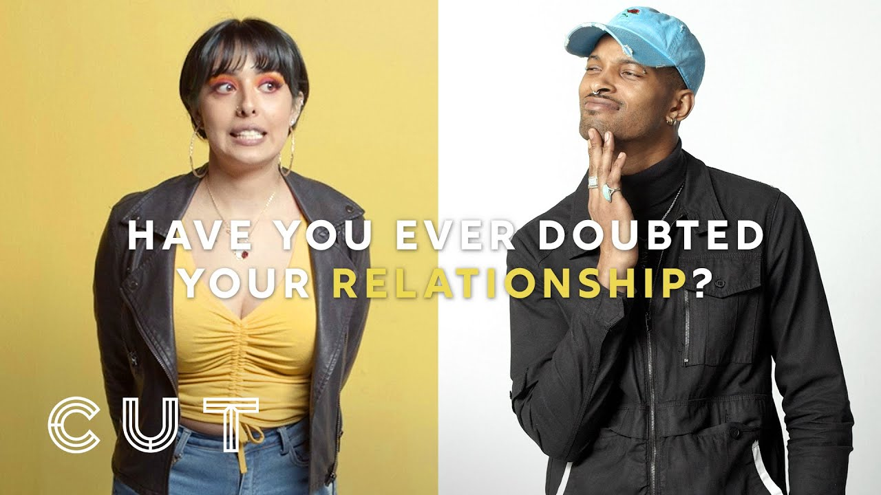 Engaged Couples Reveal Their Doubts About Marriage | Cut