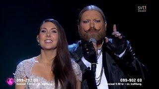 Elize Ryd & Rickard Söderberg - One By One (Live Melodifestivalen 2015)