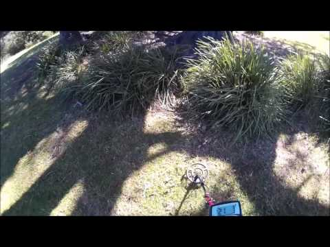 Metal Detecting - Triple Coin Spill