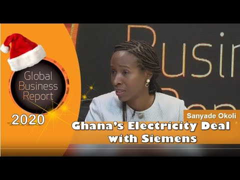 Ghana Signs 250 Million Euros Electricity Deal with Siemens