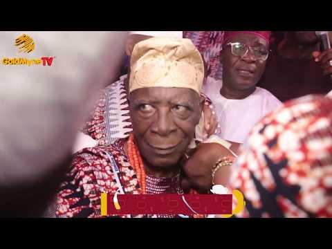 K1 DE ULTIMATE LIVE AT OBA ONIRU'S 80TH BIRTHDAY (Nigerian Music & Entertainment)