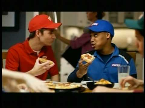 Red Baron Pan Pizza Commercial Youtube