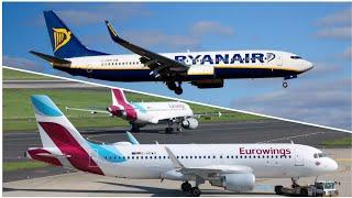 Eurowings to najlepsza tania Iinia lotnicza?