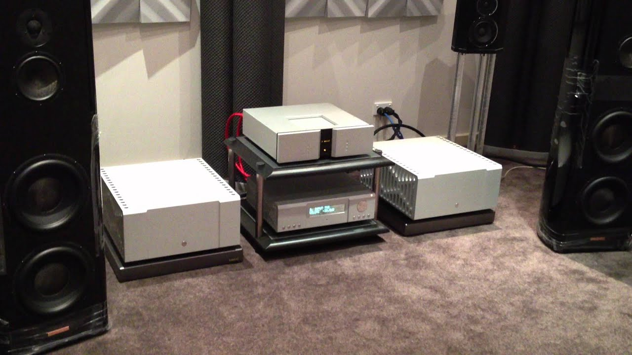 Boulder 1050 Mono Amps 1010 Pre Vitus Audio Scd 025 And Magico S5 At High Quality Monoblock Power Amplifier Absolute Hi End Youtube