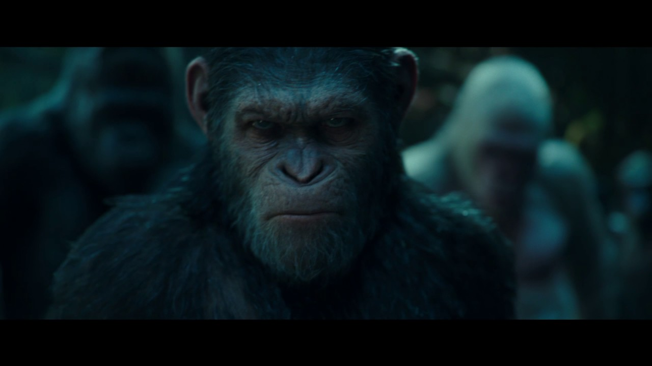 Vojna o planétu opíc (War for the Planet of the Apes) - oficiálny trailer