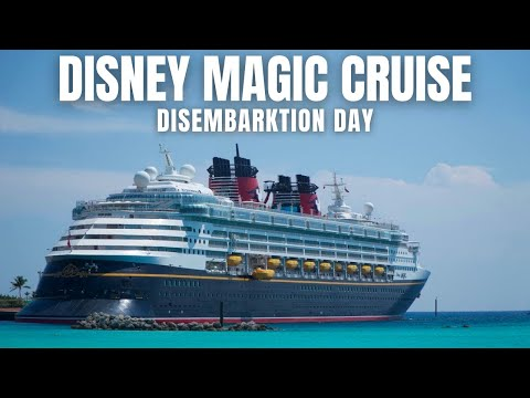 The Disney Magic Cruise is Over | April 2018