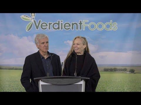 James Cameron invests in Saskatchewan pea-processing plant