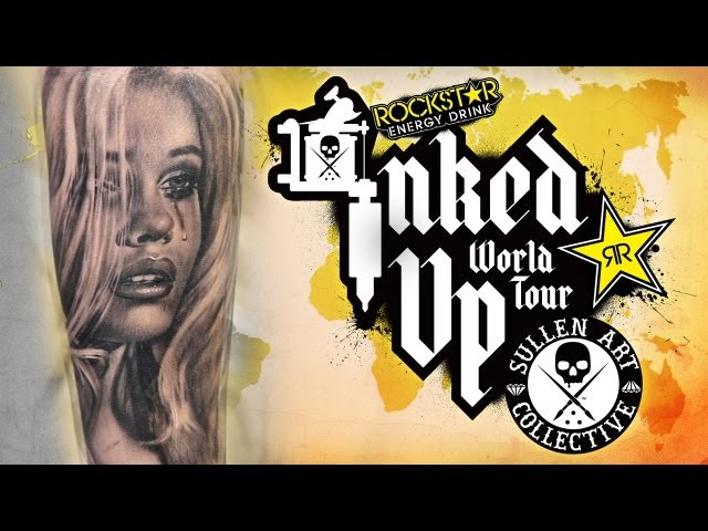 TATTOO CONVENTION COVERAGE - Hawaii Pacific Ink and Art Expo 3 of 3