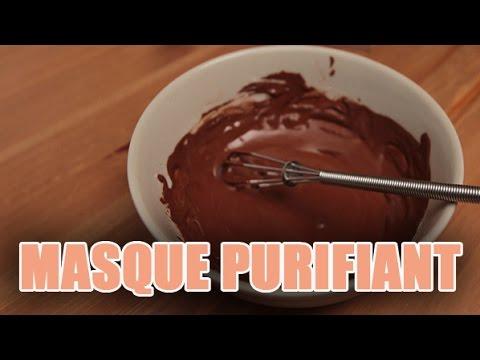 Faire Un Masque Purifiant Visage Pour Les Peaux Grasses Youtube
