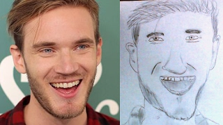 The Top 10 WORST Youtuber Drawings EVER