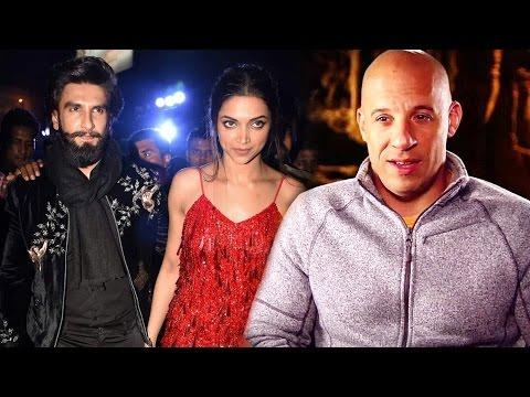 Vin Diesel Calls Ranveer Singh, Deepika's BOYFRIEND In Public