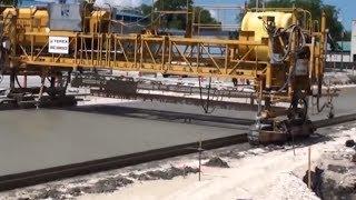 Техника и оборудование для работы с бетоном | Технология строительства #3 | Как это работает?