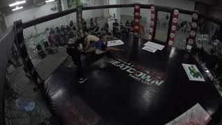 Ultimate Beatdown 30   Amatuer mma  Ong Kok Wei VS Muhd Aiman