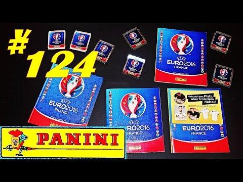 35 new PANINI Sticker UEFA FRANCE EURO 2016 PANINI Frankreich OFFICIAL video Lucky Bag ALBUM EM #124
